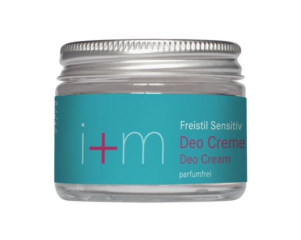 i+m Freistil Sensitiv Deo Creme