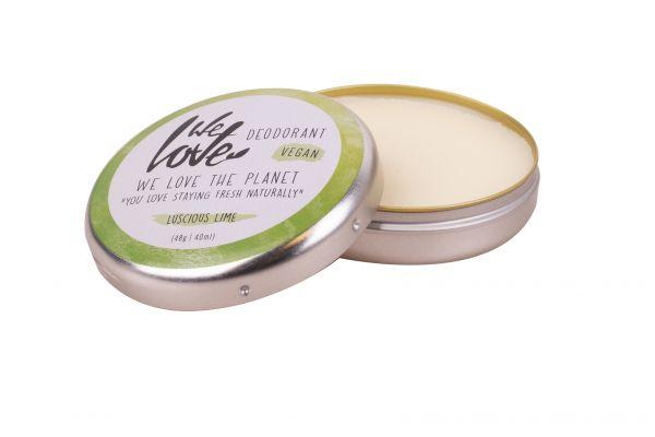 Luscious Lime Deodorant Creme Vegan