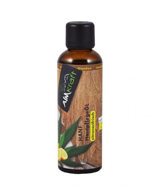 HANF Hautpflegeöl zitronenfrisch
