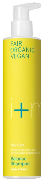 i+m Hair Care Balance Shampoo