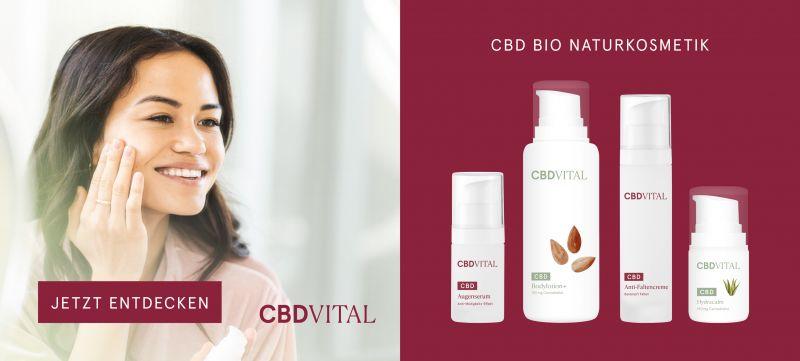 Produkte von CBD VITAL