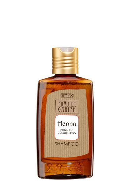 Henna Shampoo farblos