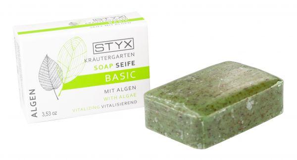 STYX Kräutergarten Algen Seife 100g