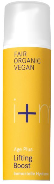 i+m Age Plus Lifting Boost - Immortelle Hyaluron