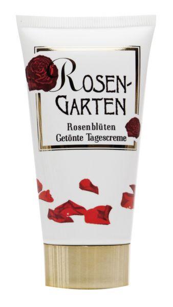 Rosengarten getönte Tagescreme