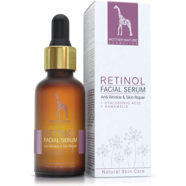 Mother Nature Retinol Serum