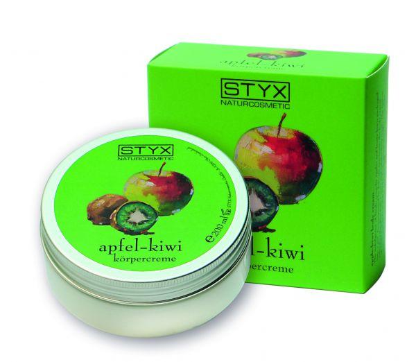 STYX Apfel Kiwi Körpercreme 200ml