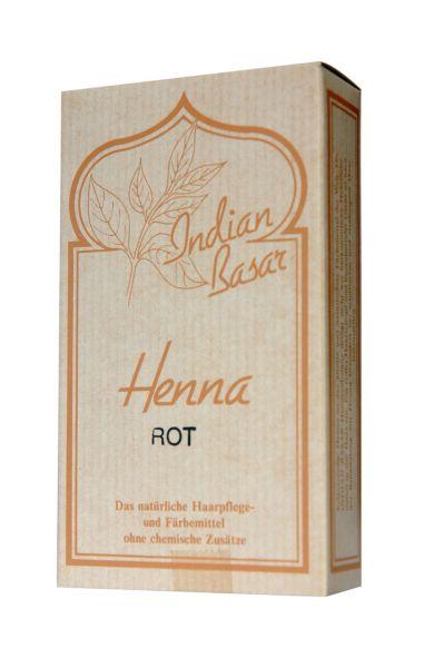 Henna Pulver rot