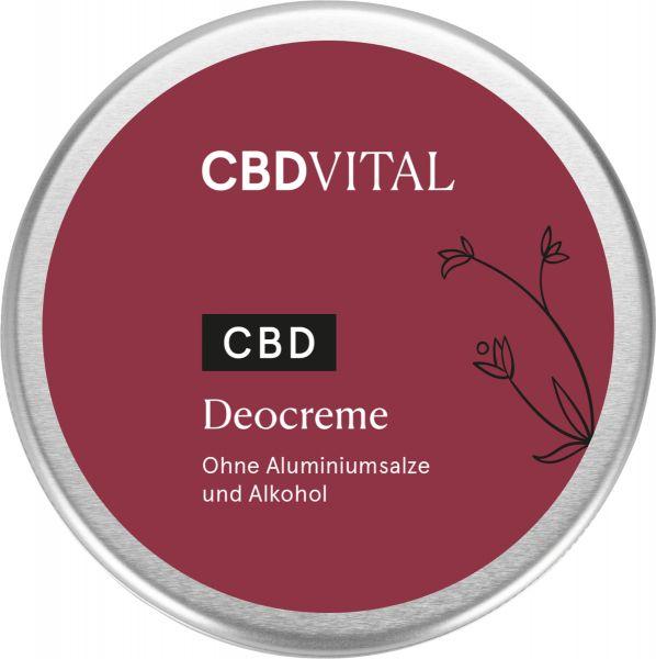 Premium CBD Deocreme
