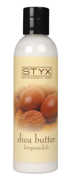 STYX Shea Butter Körpermilch