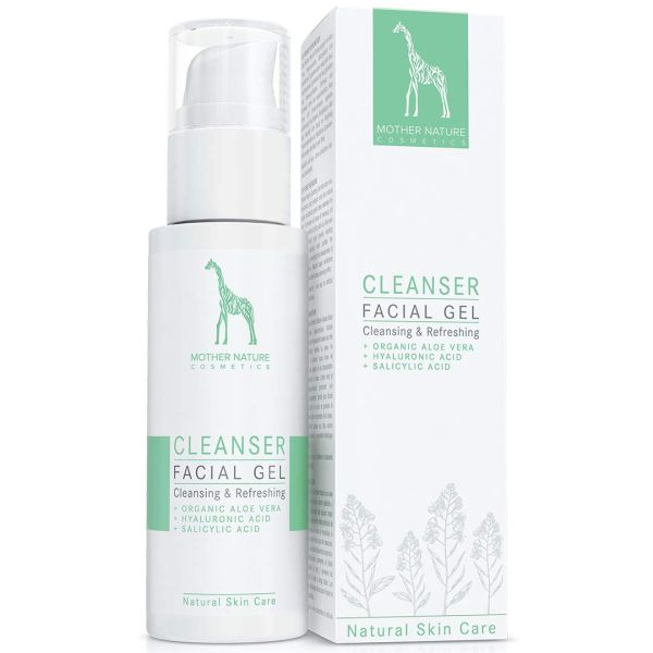 Mother Nature Face Cleanser