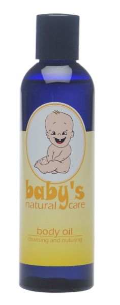 STYX Baby Body Oil