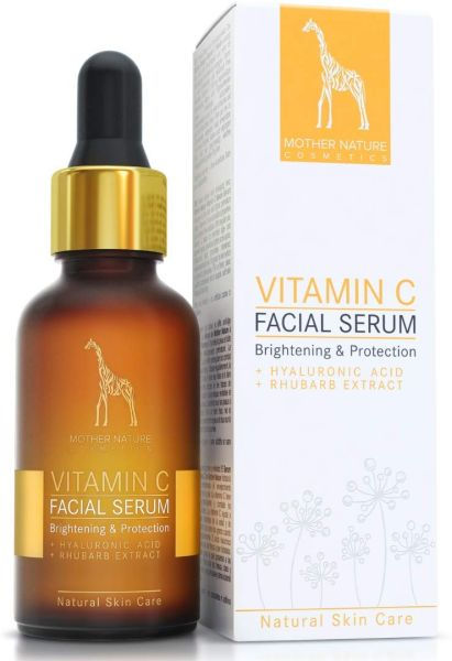 Mother Nature Vitamin C Serum