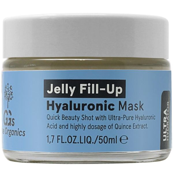 Jelly Fill-Up Hyaluronic Mask