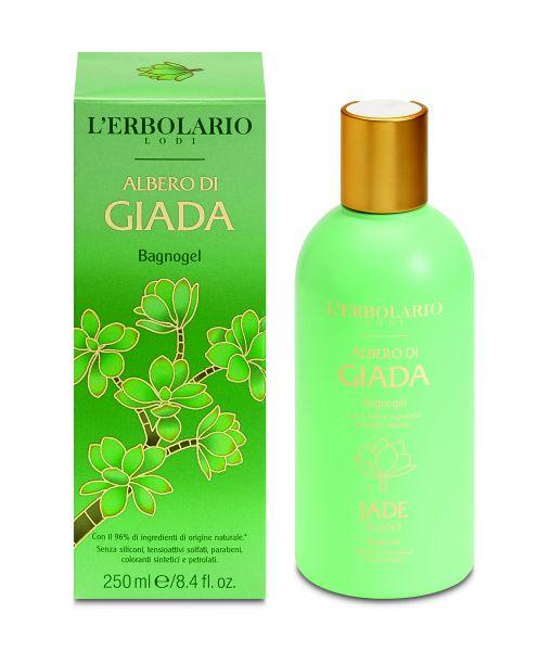L'Erbolario Jade / Giada Bad & Duschgel