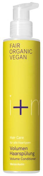 i+m Hair Care Volumen Haarspülung - Weizenkeim
