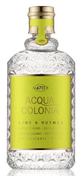 4711 Acqua Colonia Lime & Nutmeg EdC