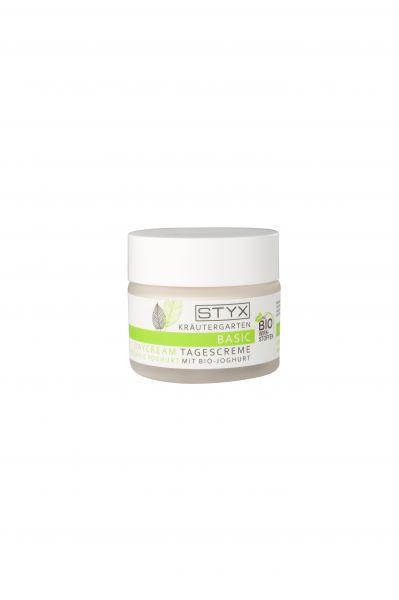 STYX Gesichtscreme BASIC mit Bio Joghurt