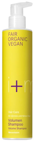 i+m Hair Care Volumen Shampoo
