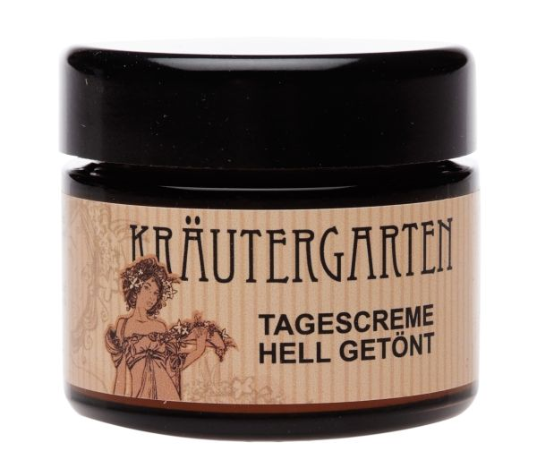 Getönte Tagescreme Hell