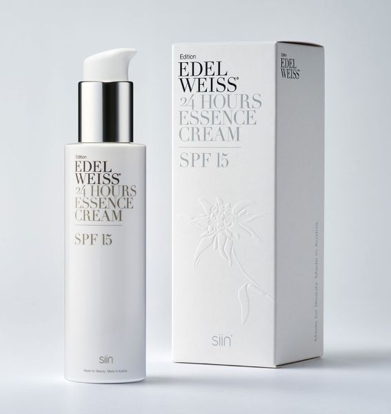 Edition Edelweiss 24h Essence Cream SPF15