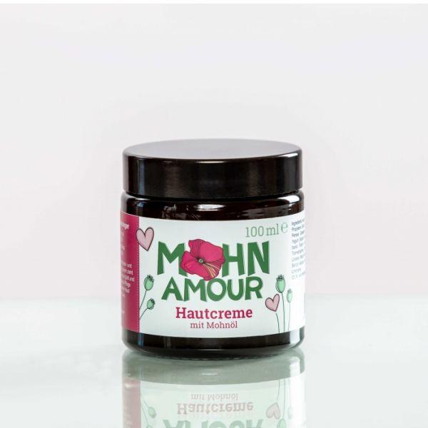 MOHN-AMOUR Mohnöl-Hautcreme 100ml