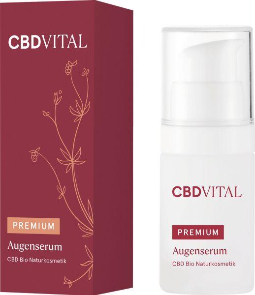CBD-Vital Premium Augenserum