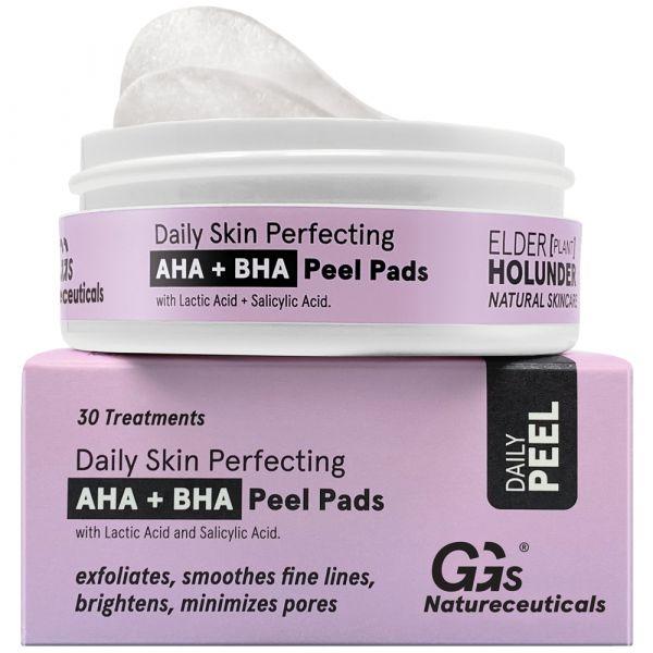 Daily Skin Perfecting AHA +BHA Peel Pads