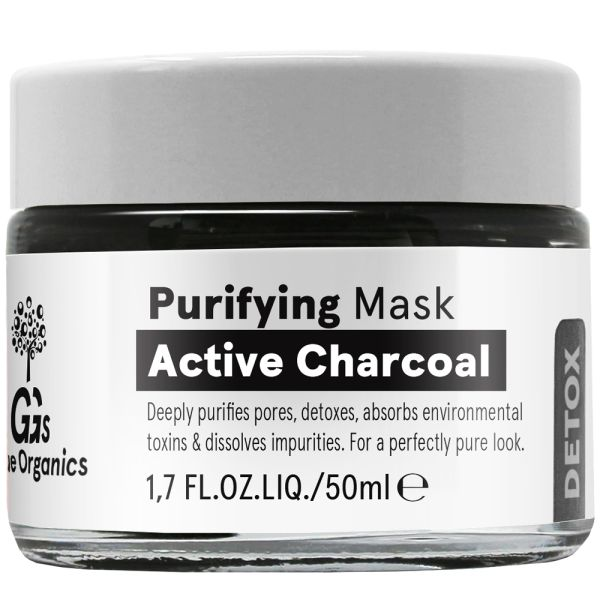 Purifying Mask Active Charcoal