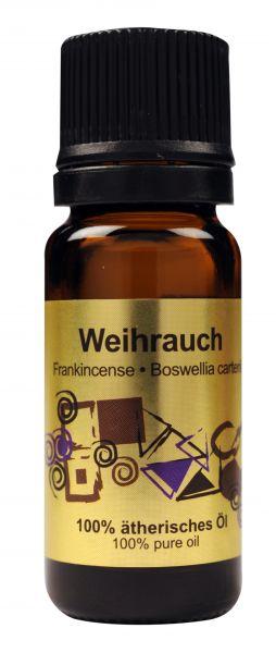 Weihrauch Öl