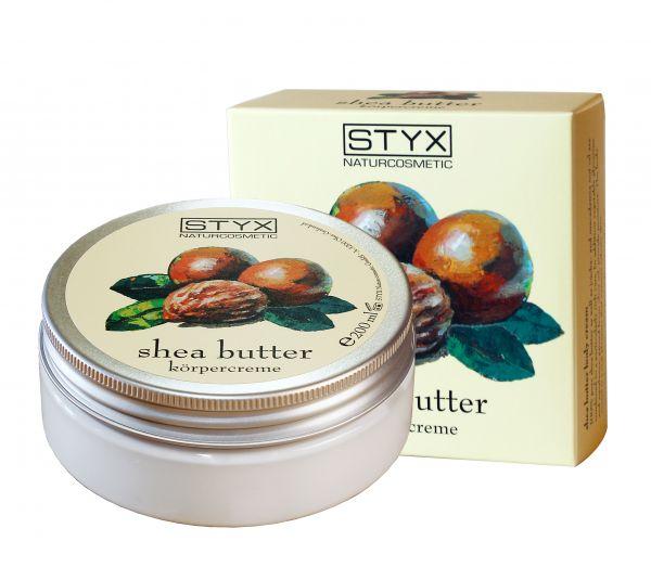 STYX Shea Butter Körpercreme 200ml