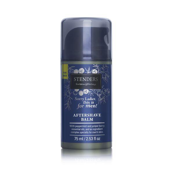 Aftershave-Balsam für den Mann