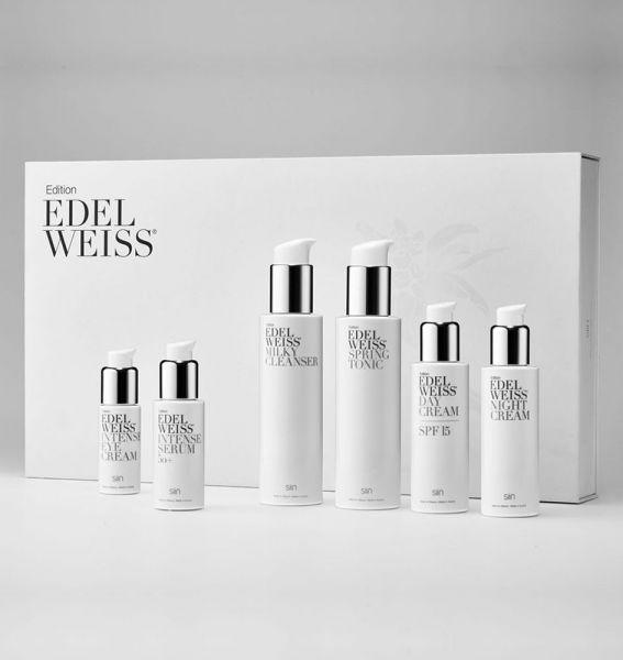 siin Edition Edelweiss Beauty Set Complete 50+ mit 6 Produkten