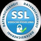 100% sicheres Einkaufen durch SSL-Verschlüsselung