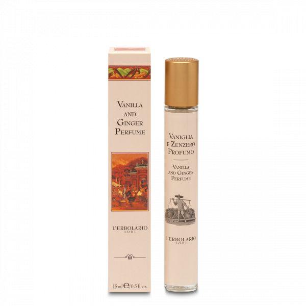 L'Erbolario VANILLE & INGWER Parfum